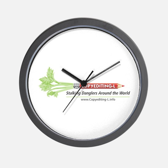 CE-Lery single-pencil wall clock