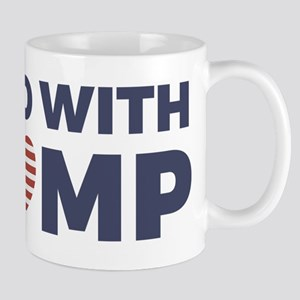 I Stand with Donald Trump Mugs