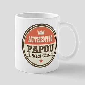 Papou Grandpa gift Mugs