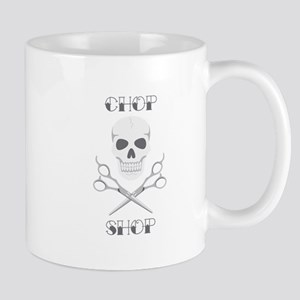 Chop Shop Salon Mugs