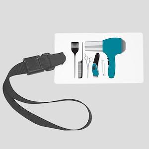 Salon Tools Luggage Tag