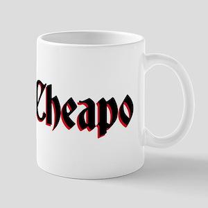El Cheapo Mugs