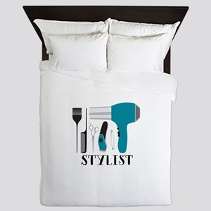 Stylist Tools Queen Duvet