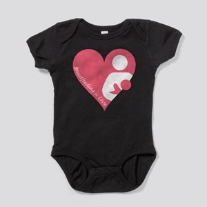 Breastfeeding is Love Baby Bodysuit