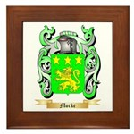 Morke Framed Tile