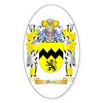 Moriz Sticker (Oval 50 pk)