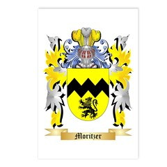 Moritzer Postcards (Package of 8)