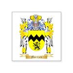 Moritzen Square Sticker 3