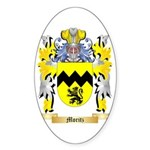 Moritz Sticker (Oval 50 pk)