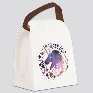 Unicorn Universe Canvas Lunch Bag