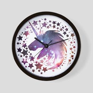 Unicorn Universe Wall Clock