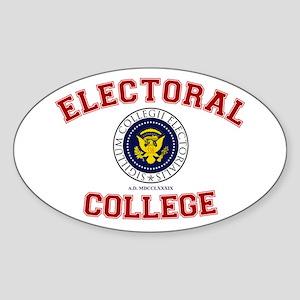 Electoral College Sticker