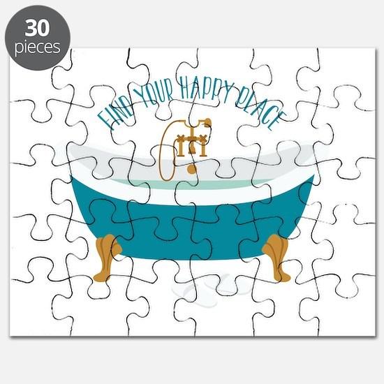 Happy Place Tub Puzzle