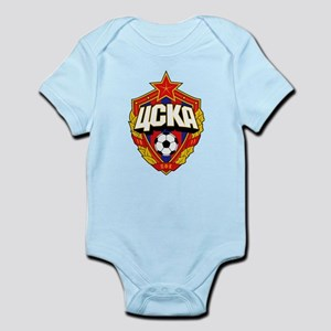CSKA Soviet Russian Football Red Army Cl Body Suit