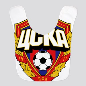CSKA Soviet Russian Football Red Army Club Coa Bib