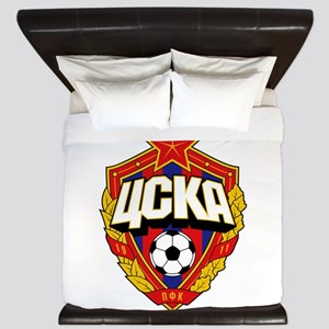 CSKA Soviet Russian Football Red Army C King Duvet