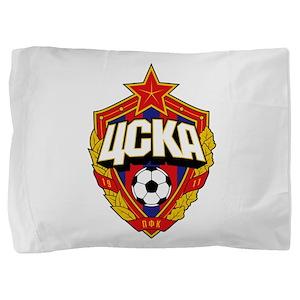 CSKA Soviet Russian Football Red Army Pillow Sham