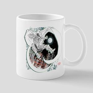 Moon Knight Khonshu Mug