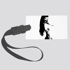 Thug Large Luggage Tag