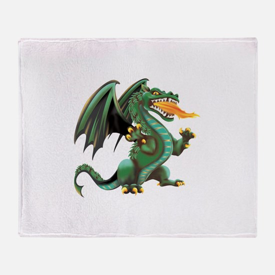 Dragon.png Throw Blanket