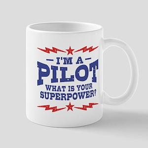 Funny Pilot Mug