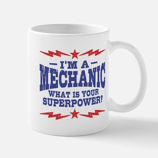 Funny Mechanic Mug