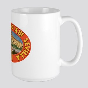 Vintage Sevilla Large Mug