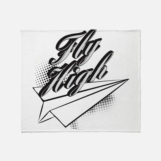 Fly High Throw Blanket