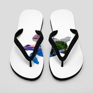 VOYAGER Flip Flops
