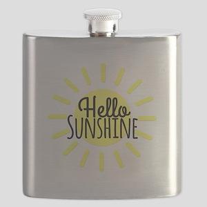 Hello Sunshine Flask