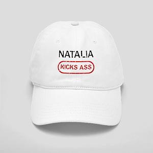NATALIA kicks ass Cap