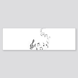 Music for the soul Bumper Sticker