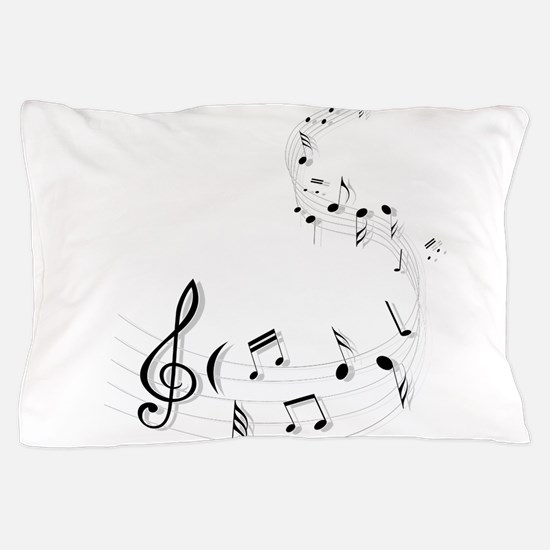 Music for the soul Pillow Case