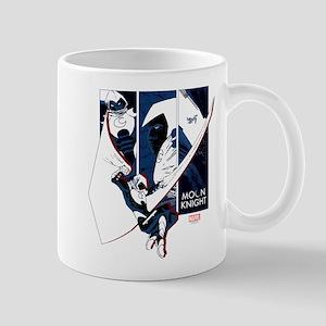 Moon Knight Panels Mug