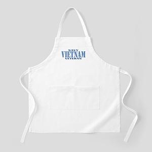VIETNAM WAR NAVY VETERAN BBQ Apron