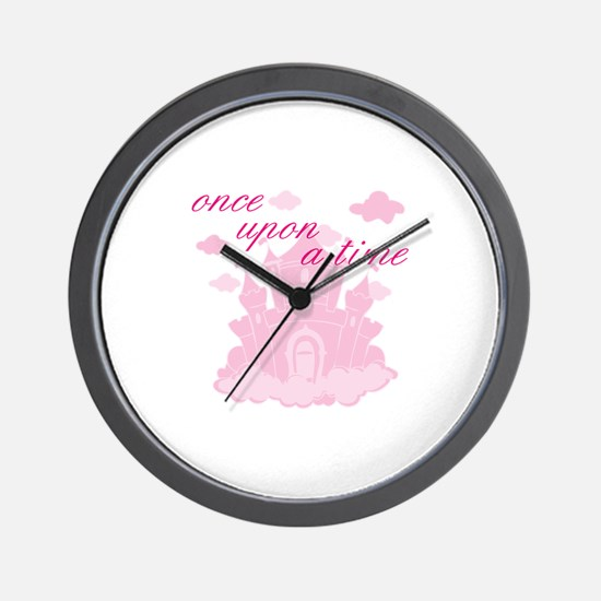Once Upon A Time Wall Clock