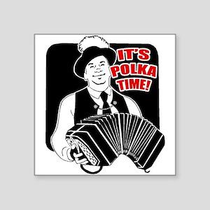 Polka Time Sticker