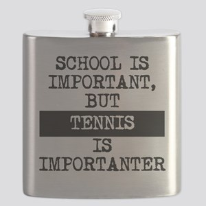 Tennis Is Importanter Flask