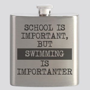 Swimming Is Importanter Flask