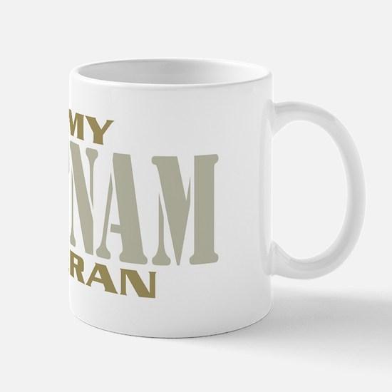 VIETNAM WAR ARMY VETERAN! Mug