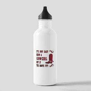 IT'S NOT EASY... Water Bottle