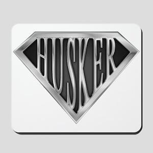 SuperHusker(metal) Mousepad