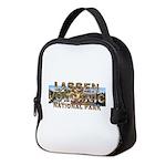ABH Lassen Volcanic Neoprene Lunch Bag