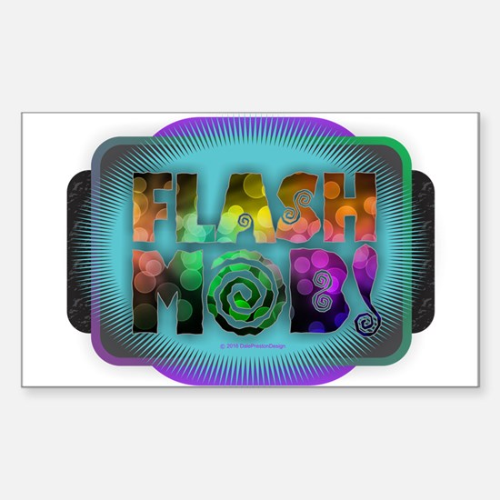 Flash Mob Stickers