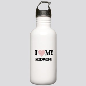 I love my Midwife (Hea Stainless Water Bottle 1.0L
