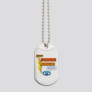 TN Superpower Dog Tags