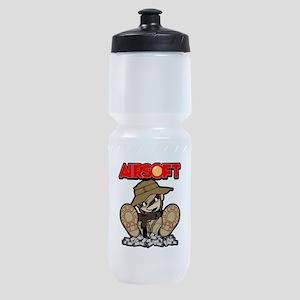 Airsoft Mac attack Sports Bottle