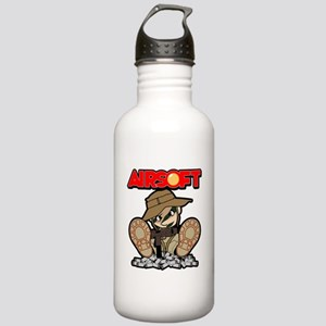 Airsoft Mac attack Water Bottle
