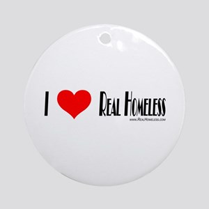 Homeless gifts Ornament (Round)