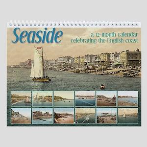 Seaside Wall Calendar